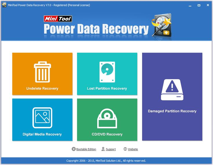 MiniTool Power Data Recovery is an all in one and easy-to-use data recovery software that helps you in recovering all your important data lost after accidental format, virus problems, software malfunction, file/directory deletion, or even sabotage. MiniTool Power Data Recovery…