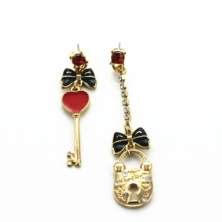 XQ Free shipping New fashion jewelry fashion restoring ancient ways semi precious stones key lock women earrings,High Quality shipping dogs by air,China key chain Suppliers, Cheap shipping package to japan from XQ Factory (Qingdao) Store on Aliexpress.com