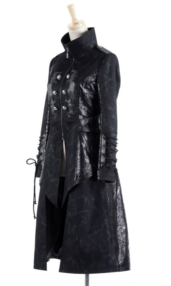 b7c18c6f34e cyberpunk trench coat - Google Search