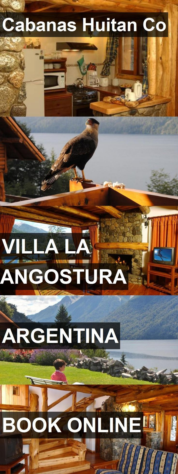 Hotel Cabanas Huitan Co in Villa la Angostura, Argentina. For more information, photos, reviews and best prices please follow the link. #Argentina #VillalaAngostura #CabanasHuitanCo #hotel #travel #vacation