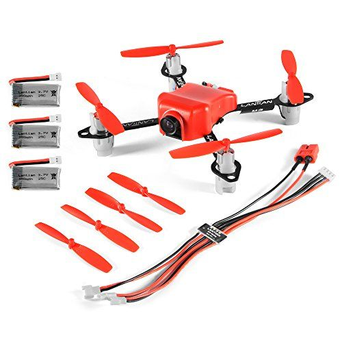 DIY FPV Quadcoopter Drone 105mm marco de fibra de carbono F3 EVO cepillado de control de vuelo 8520 Motor Coreless - http://www.midronepro.com/producto/diy-fpv-quadcoopter-drone-105mm-marco-de-fibra-de-carbono-f3-evo-cepillado-de-control-de-vuelo-8520-motor-coreless/