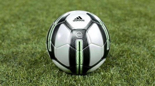 Adidas is tight-lipped on the sensors and algorithms its Smart Ball uses, but says it can ...
