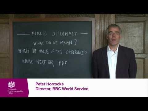 Wilton Park: What is public diplomacy?