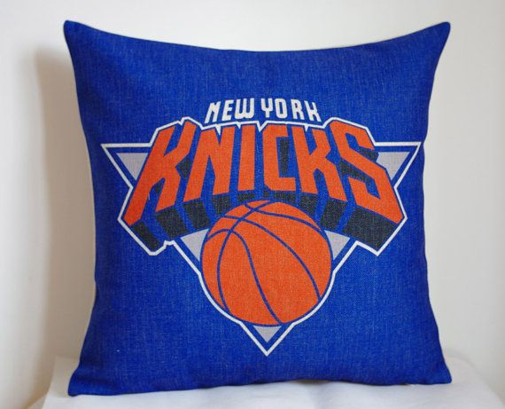 NBA New York Knicks pillow,New York Knicks decor pillow cover,New York Knicks gift