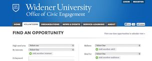 Widener University #widener, #leadership, #service, #civic #engagement, #experiential #learning http://solomon-islands.remmont.com/widener-university-widener-leadership-service-civic-engagement-experiential-learning/  # Civic Engagement Think: Is our community better because you're in it? As early as freshmen year, you'll apply what you're learning in the classroom to hands-on service projects that address real-world issues. Choose from co-curricular experiences, including alternative spring…