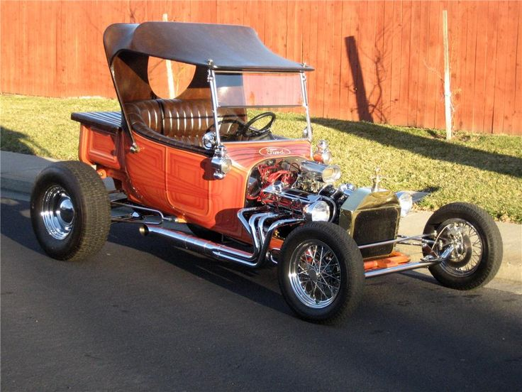 1923 FORD MODEL T CUSTOM ROADSTER