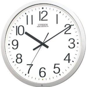 Men Watches Brands - CITIZEN (シチズン) 掛け時計 パルウェーブM603B 電波時計 4MY603-B19 | 最新の時間センター