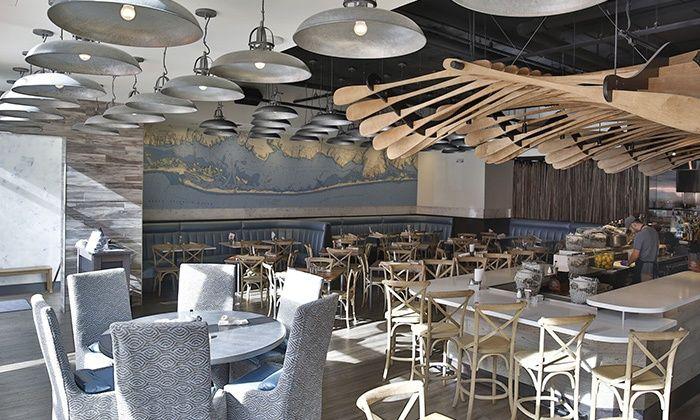 Blue Island Oyster Bar & Seafood - Blue Island Oyster Bar & Seafood: Seafood Brunch, Lunch, or Dinner, Valid Sunday–Thursday at Blue Island Oyster Bar & Seafood (38% Off)