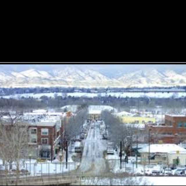 Littleton Colorado: Driving Into Downtown Littleton Colorado. Can't Beat The