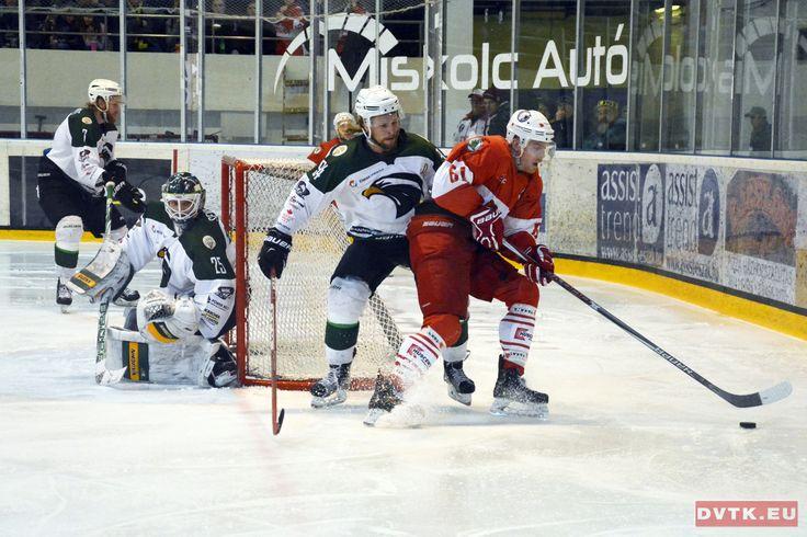 DVTK Jegesmedvék - FTC (MOL Liga negyeddöntő, 7. mérkőzés)