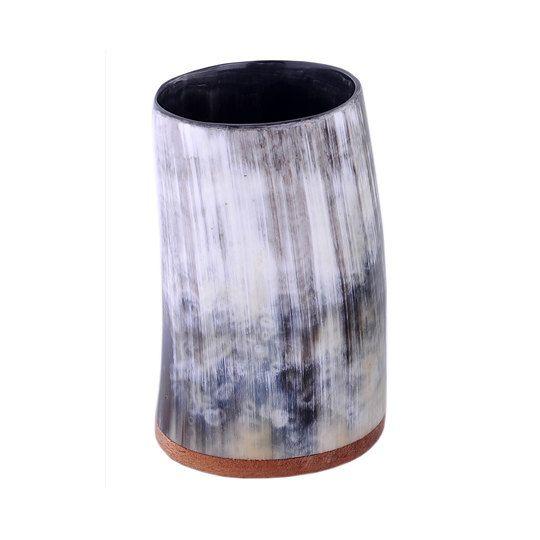 Horn Beaker Horn Beer Mug Viking Drinking Cup Light