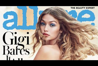 Gigi Hadid Says Zayn Malik's Shirtless Body 'Isn't Hard To Look At' As She Poses Naked On A Horse For Allure | MTV UK