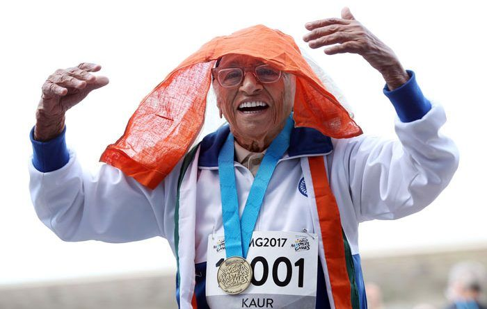 101-Year-Old Indian Woman Wins 100 Metres Sprint At World Masters Games; proves age is just a number. Read this - http://u4uvoice.com/?p=260189