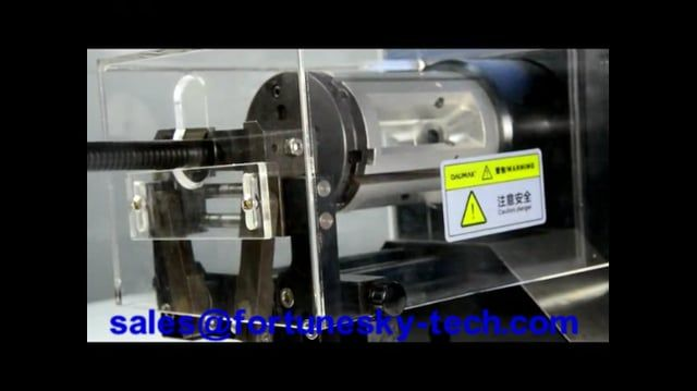Mainly used for processing coaxial cable and special single wire, using the most…