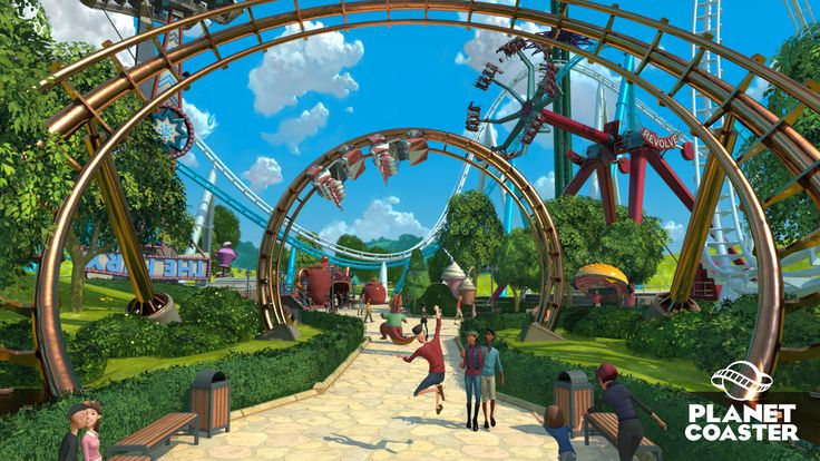 Coming Soon | Planet Coaster