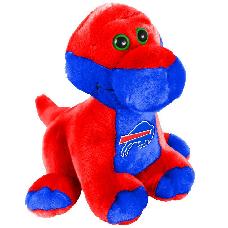"Buffalo Bills 8"" Plush Brontosaurus - $10.39"