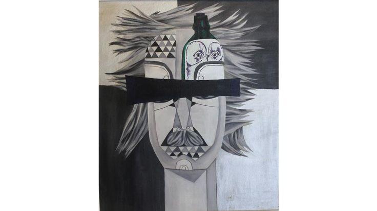 Sipos László festészeti tárlata a Barabás Miklós Galériában