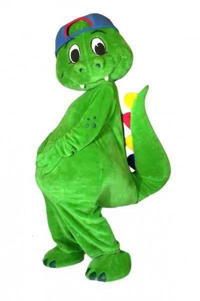 Kostüm Tabaluga, Krokodil, Drache