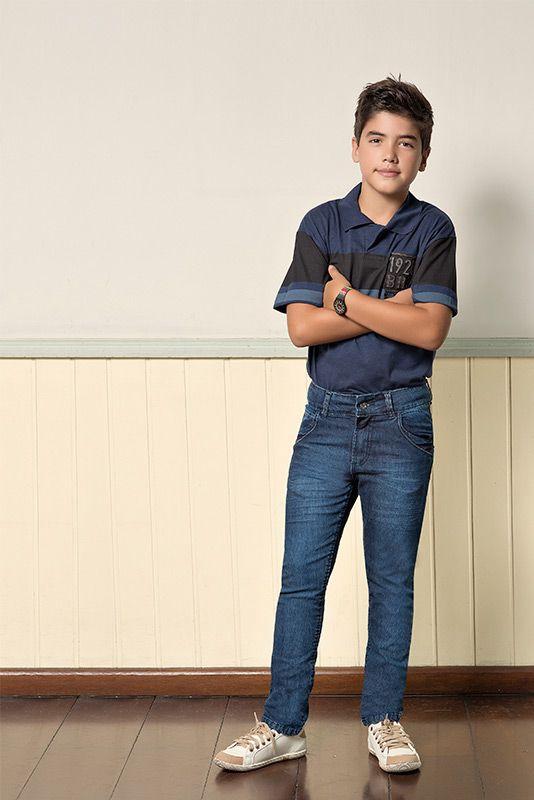 M2A Jeans | Fall Winter 2014 | Teen Collection | Outono Inverno 2014 | Coleção Juvenil | peças | calça jeans masculina; camisa polo masculina; jeans; denim.