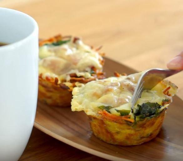 """毎朝食べたい!お洒落&絶品 """"鳥の巣キッシュ"""" を簡単に。"""
