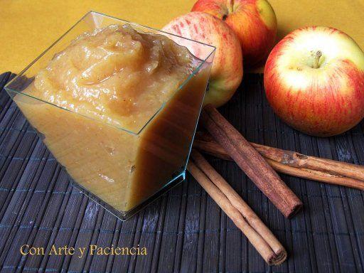 10 postres con manzana