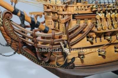 Foto Venta maqueta barco san felipe Modelismo