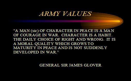 Army Values (ArmyStudyGuide.com)