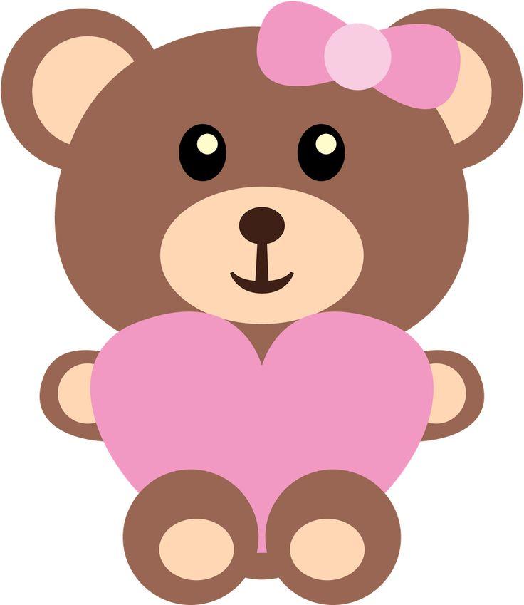 teddy bear clip art pinterest - photo #19