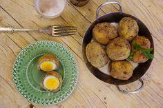 Cinco Quartos de Laranja: Ovos escoceses
