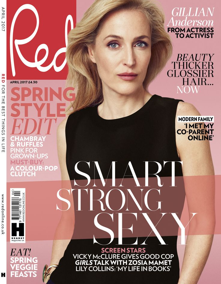 Subscribe to Red today for just £18 for 12 issues!