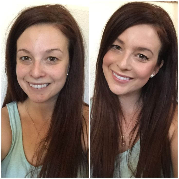 5 minute mommy makeup guide to look fresh and beautiful with only a few minutes to work with. #Makeup #MommyMakeover #Mammagard