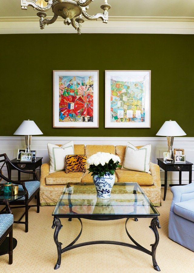 A Fashion Insiders Elegant New York Apartment