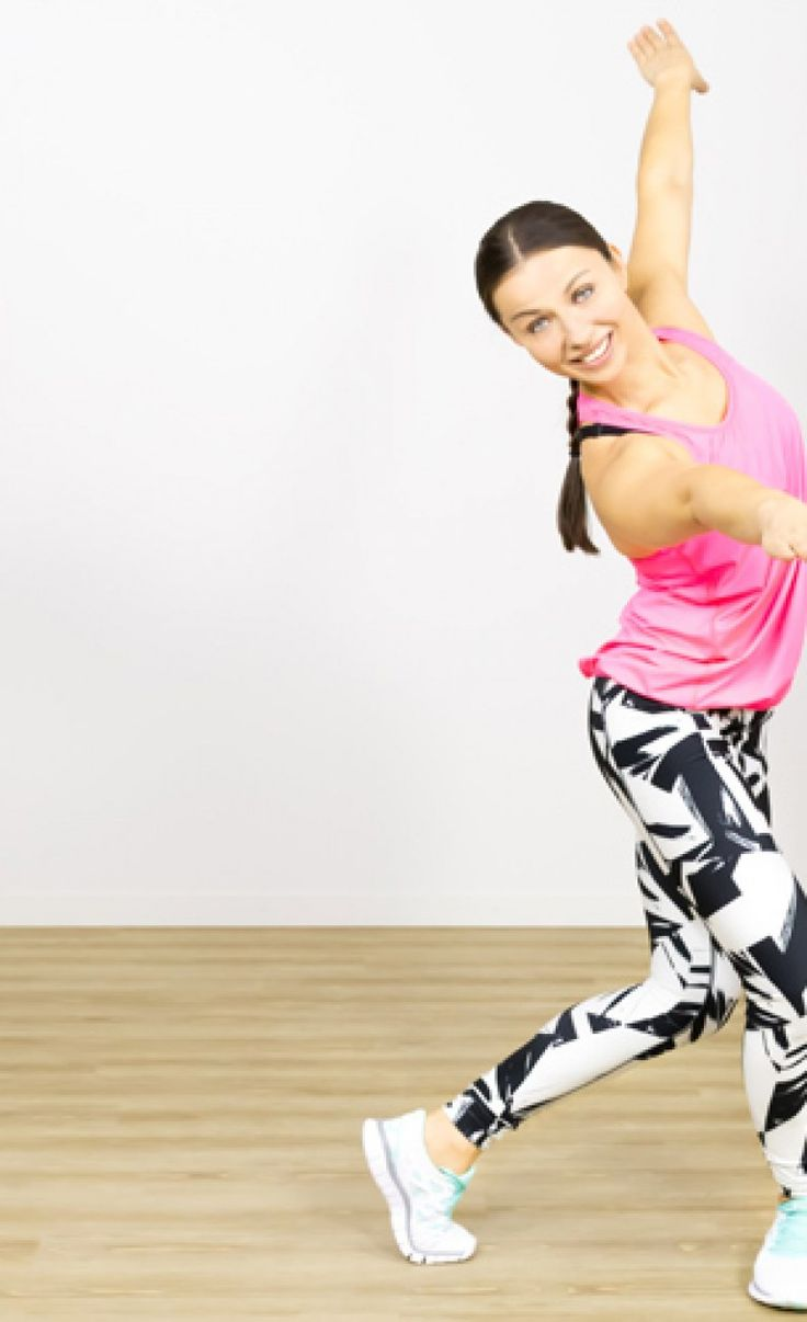 Lust auf heiße Rhythmen? Dieses Cardio Latin-Dance-Workout wird deiner Fitness ordentlich einheizen. Auch Anfänger können dabei ganz einfach mitmachen...