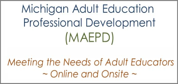 Are adult literacy resources with you