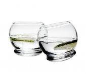 Normann Copenhagen Rocking Glasses, Set of 4 @Entrepo