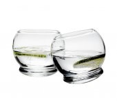 Normann Copenhagen Rocking Glasses, Set of 4