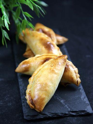 Empanadas au thon - Recette de cuisine Marmiton : une recette