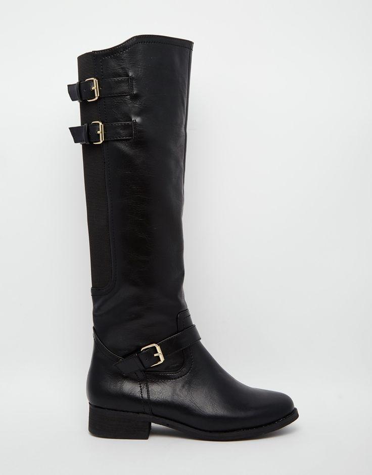 Immagine 2 di Miss KG - Harrison - Stivali al ginocchio con cinturino