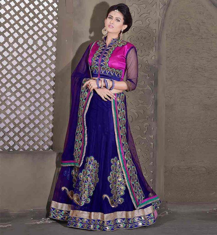 CHEAP BUT GOOD LOOKING LENGHA CHOLI BUY ONLINE FOR GUJARATI WEDDINGS # – Stylish Bazaar