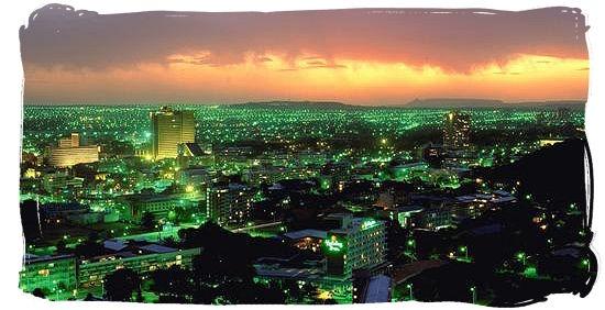 Bloemfontein, Free State, South Africa.