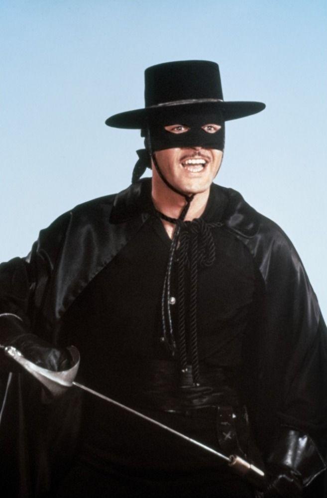 Zorro, Der Gentleman-Bankräuber