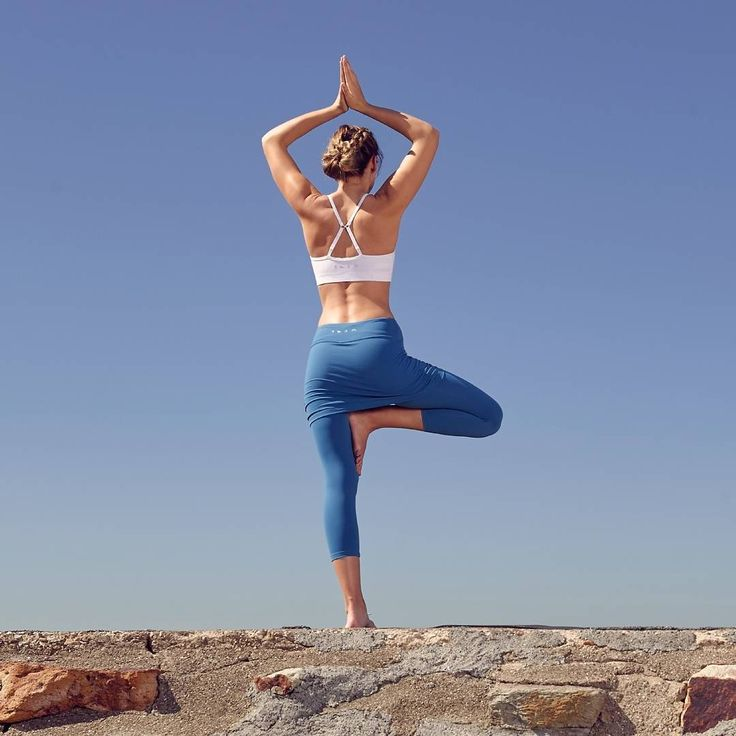Have you seen our new Hatha Skirted Legging? Designed for the Yogini who is looking for a little more modesty, this special legging has a short outer skirt for extra coverage and comfort on the yoga mat