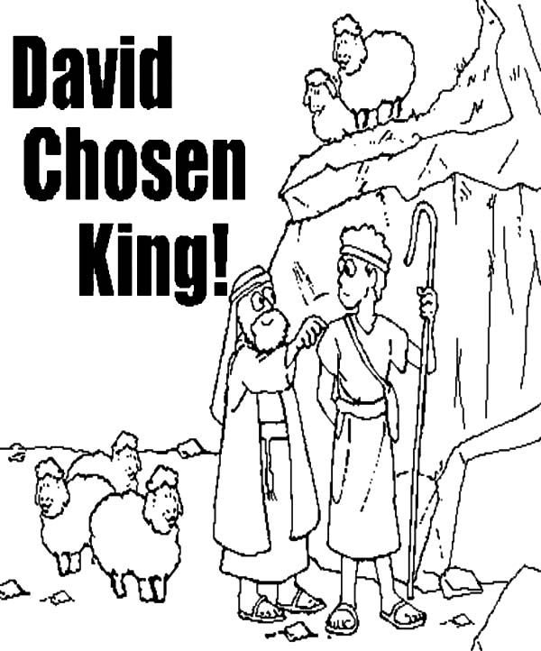 David The Shepherd Boy David The Shepherd Boy The Chosen King