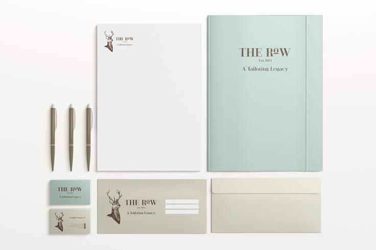The Row - Branding