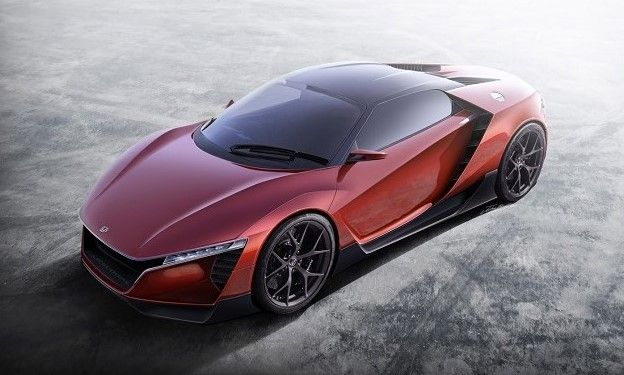 2019 Baby Acura NSX Prices And Release Date