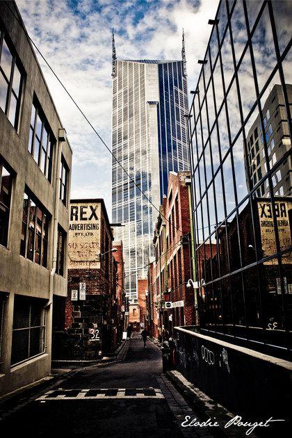 Photo Melbourne Buildings http://elodiepougetphotographie.carbonmade.com