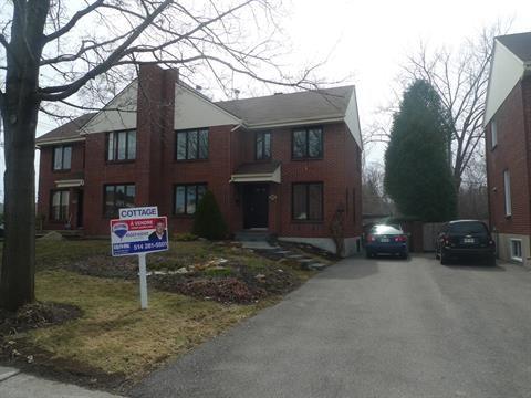 House for sale in Ahuntsic-Cartierville (Montréal) - $479,000