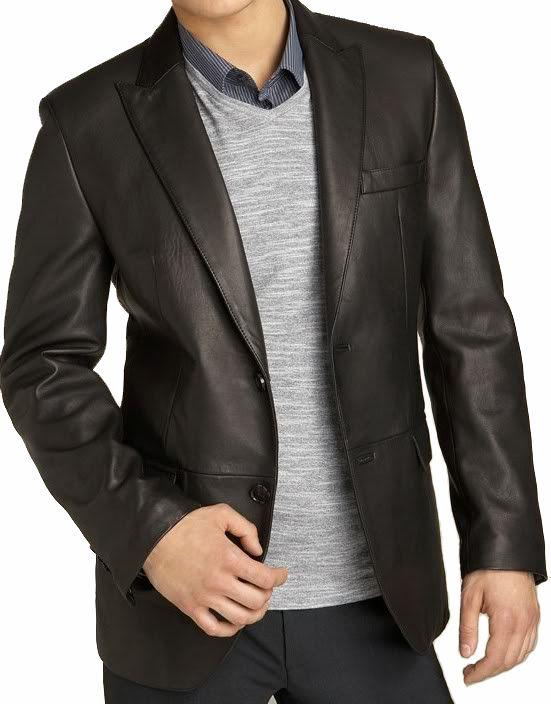 Best 25  Mens leather blazer ideas on Pinterest | Myst online, Ny ...