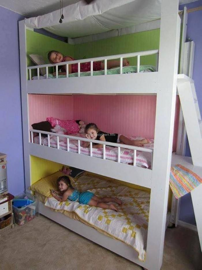 Crafts for kids a collection of other ideas to try for Kids craft bed
