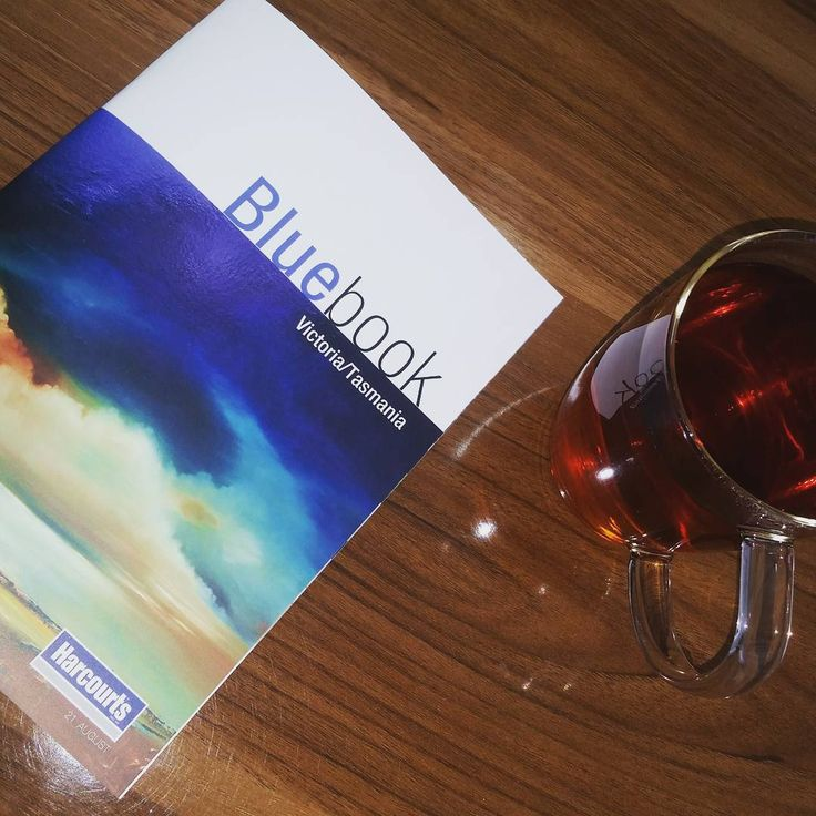 Time for morning tea and a browse... #harcourts #Bluebook #HarcourtsRingwood  http://ringwood.harcourts.com.au/Home/Links/Victoria-eBluebook/74091